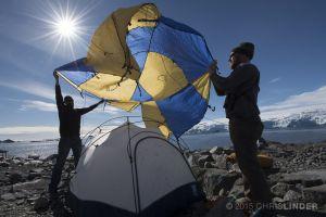 Emergency Tent Practice