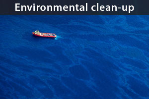 Environmental clean-up