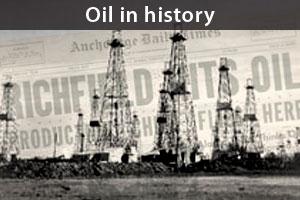Oil in history