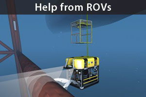 Help from ROVs