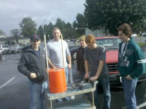LBCC Electrical Students