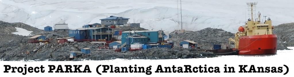 Planting AntaRctica in KAnsas